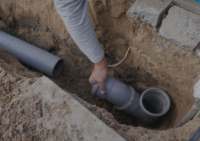 Entwässerungsanträge